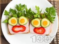Детски сандвич Кокона